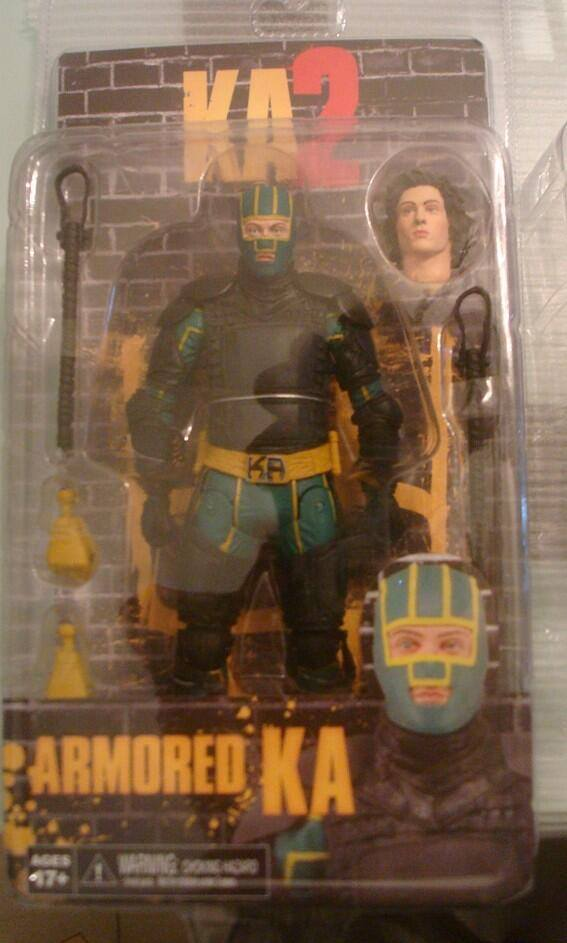 kickass 2 packaging