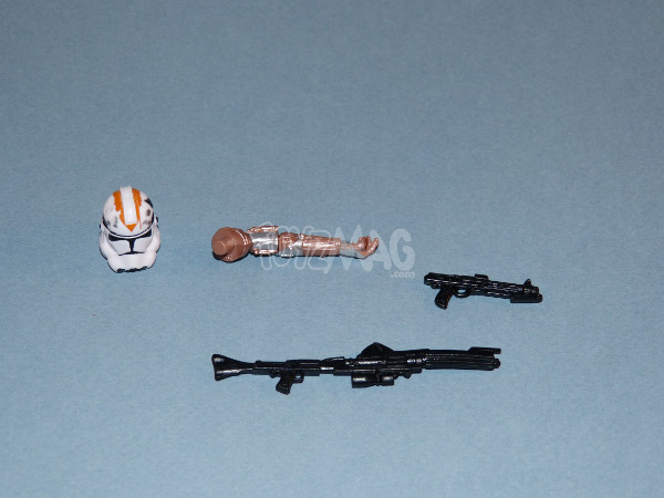 legacy collection BAD 212th Clone trooper 3