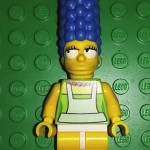 LEGO : les figurines Simpsons vues sur ebay