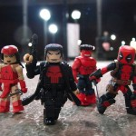Marvel Now ! Thunderbolt Minimates dispo