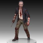 The Walking Dead : Merle Dixon Walker Statue