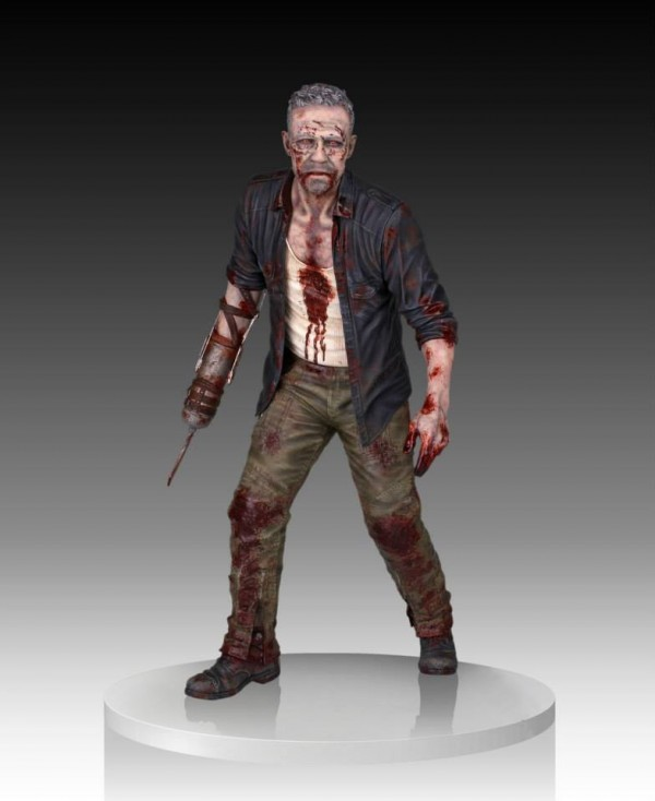 merle dixon walker statue gentle giant 1