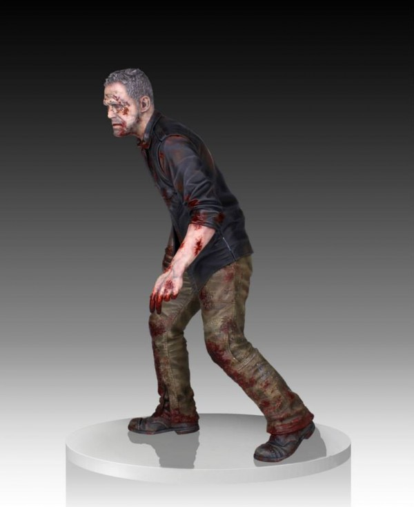 merle dixon walker statue gentle giant 3