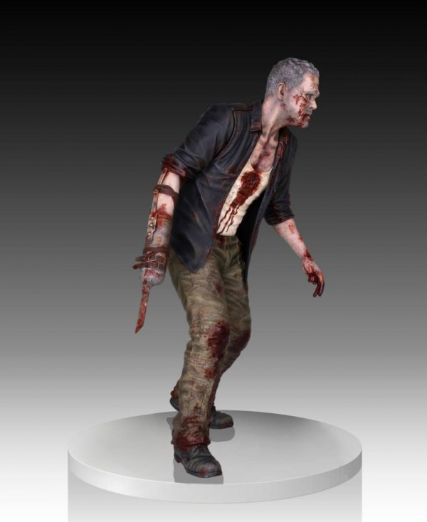 merle dixon walker statue gentle giant 6