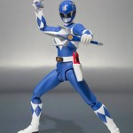 Mighty Morphin Power Rangers : S.H Figuarts Blue Ranger