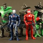 Power Lords : du nouveau par les Four Horsemen