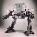 Robocop 2014 : le ED-209 de ThreeZero