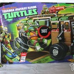 Review TMNT ShellRaiser - Le camion de Combat