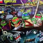 Tortues Ninja du nouveau chez LEGO en 2014