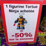 Dispo en France : Lego Movie, Lego Star Wars, Tortues Ninja et Monster High