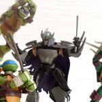 TMNT Battle Shell - Des héros à la carapace... qui s'ouvre !