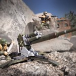 Cal of Duty WW2 : encore un nouveau set Mega Bloks