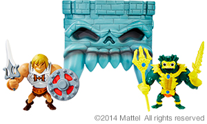 Masters of the Universe Minis™ 2-Pack with He-Man® & Mer-Man®