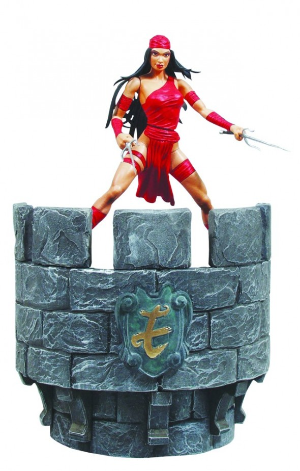 Elektra marvel select
