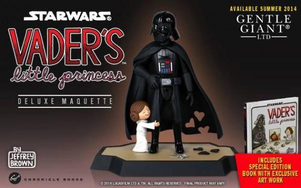 Vader Little Princess Statue