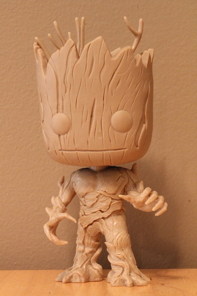 Guardians Of the galaxy funko pop Groot