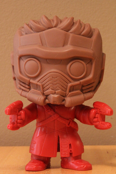 Guardians Of the galaxy funko pop Star Lord