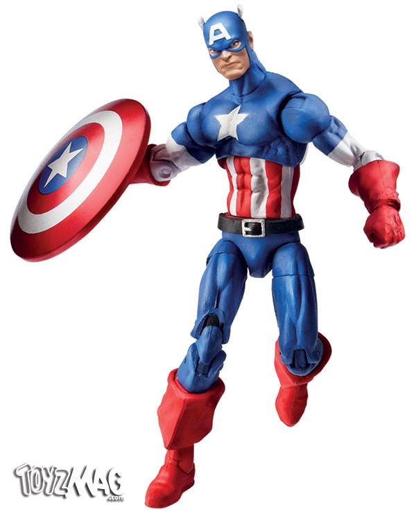 Infinite Series Hasbro Captain-America
