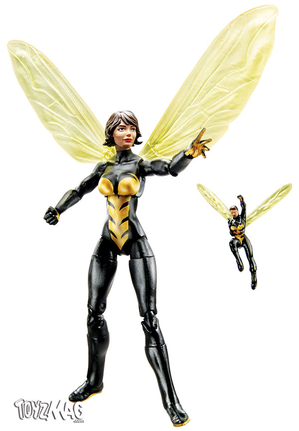 Infinite Series Hasbro Wasp