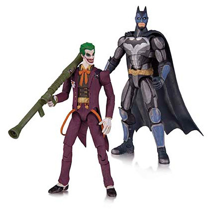 Injustice Batman Joker 10cm