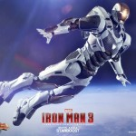 Hot Toys : MMS214 – Iron Man 3 – Starboost (Mark XXXIX)