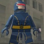LEGO X-Men Cyclops Astonishing sera de la partie
