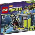 LEGO Tortues Ninja les visuels des sets 2014