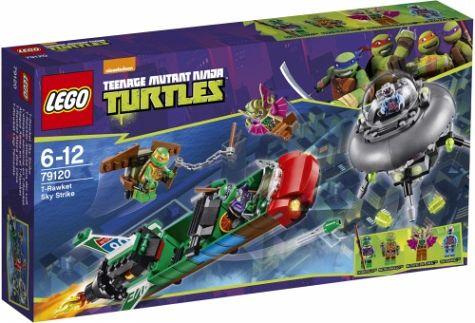 LEGO TMNT T Rawket Sky Strike