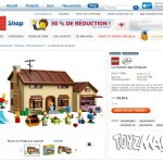 La Maison Simpsons disponible pour les VIP LEGO