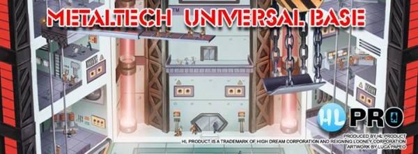 METALTECH UNIVERSAL BASE MTU1 Prototype ver. 7.1.2014