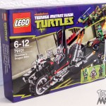 LEGO Set 79101 TMNT - La Moto de Shredder