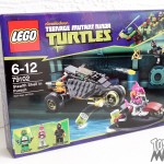 LEGO Set 79102 TMNT - La poursuite en carapace furtive
