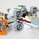 LEGO Microfighters 75032 – Micro review du X-Wing
