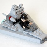 LEGO Microfighters 75033 – Micro review du Croiseur Interstellaire