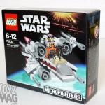 LEGO Microfighters 75032 - Micro review du X-Wing