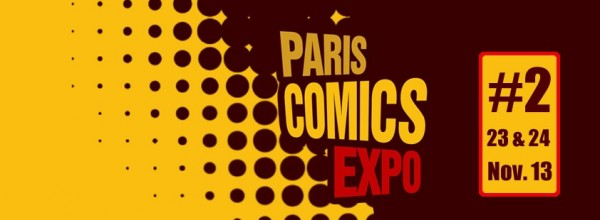 PCE 2014 paris comics expo