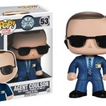 Marvel SHIELD : l'Agent Coulson en Funko Pop!