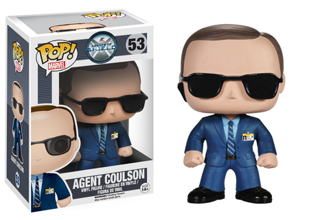 Pop! Marvel: Agents of S.H.I.E.L.D.