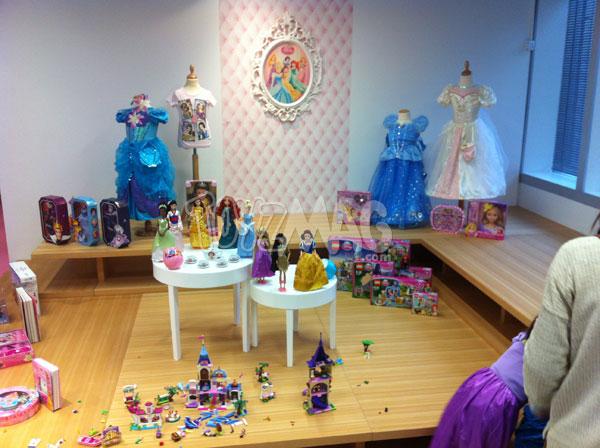 Princesses Disney jouet et déguisement