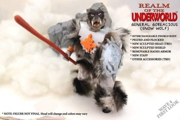 ROTU- GENERAL GOREACIOUS (Snow Wolf)