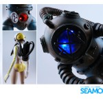 ThreeA : Seamonkey et Snowpea par Ashley Wood