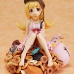 réédition de Shinobu Oshino en figurine