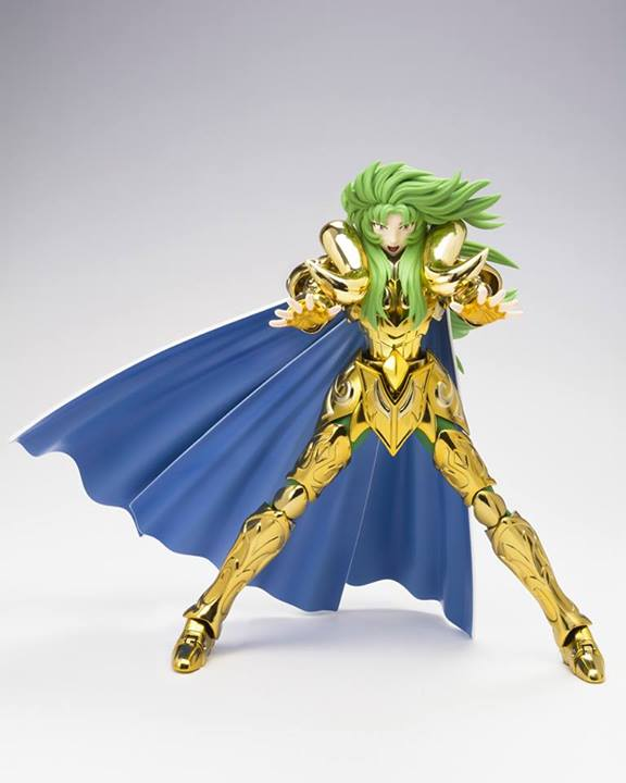 Saint Cloth Myth EX - Shion du Bélier - Version Guerre Sainte