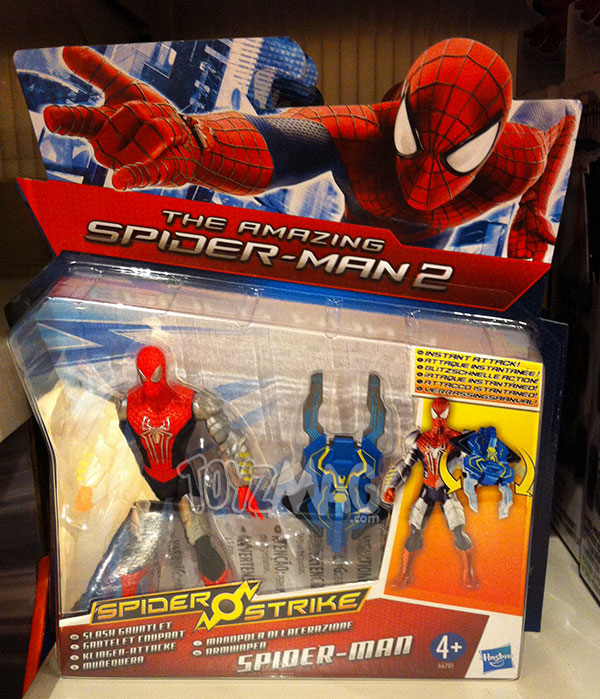 The Amazinf Spider-Man 2 Spider Strike