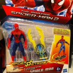 Les figurines The Amazing Spider-Man 2 sont en France