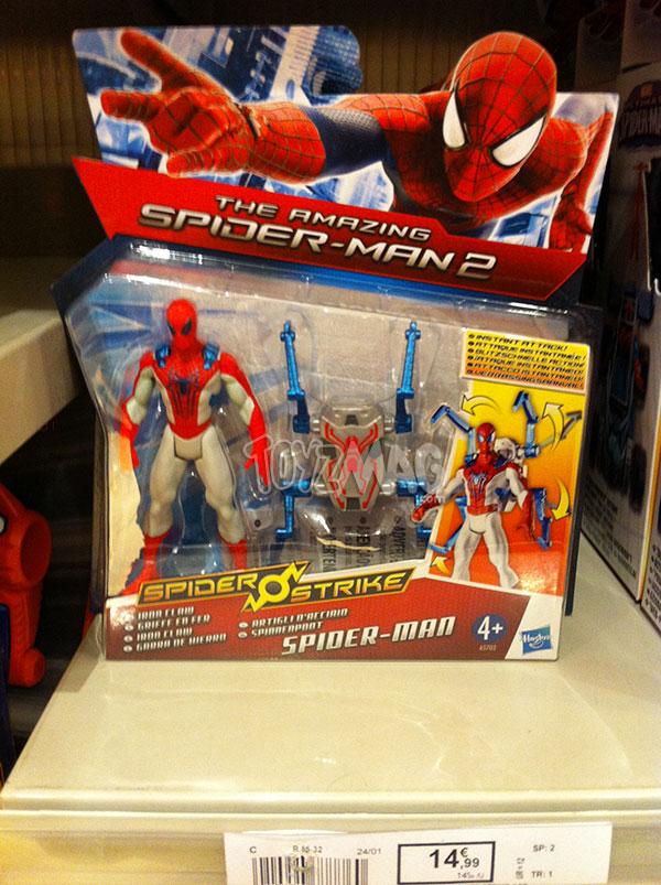 The Amazinf Spider-Man 2 Spider Strike