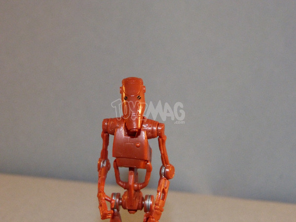 TLC BAD battle droid geonosis star wars 5