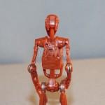 TLC BAD battle droid geonosis star wars 6