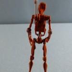 TLC BAD battle droid geonosis star wars 7