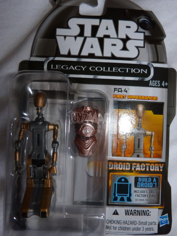 TLC FA4 pilot droid star wars 1